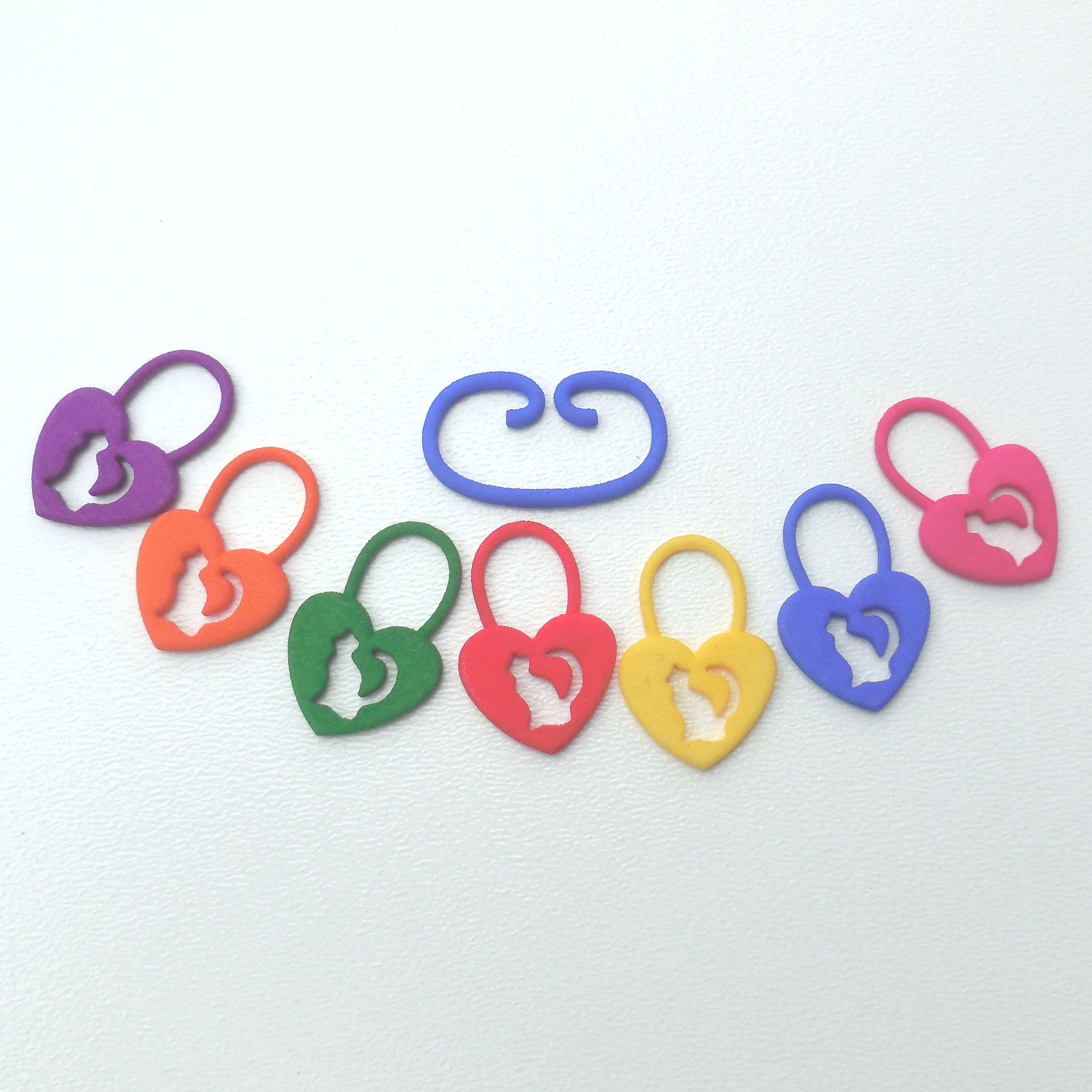 Stitch Markers added to the Etsy Shop