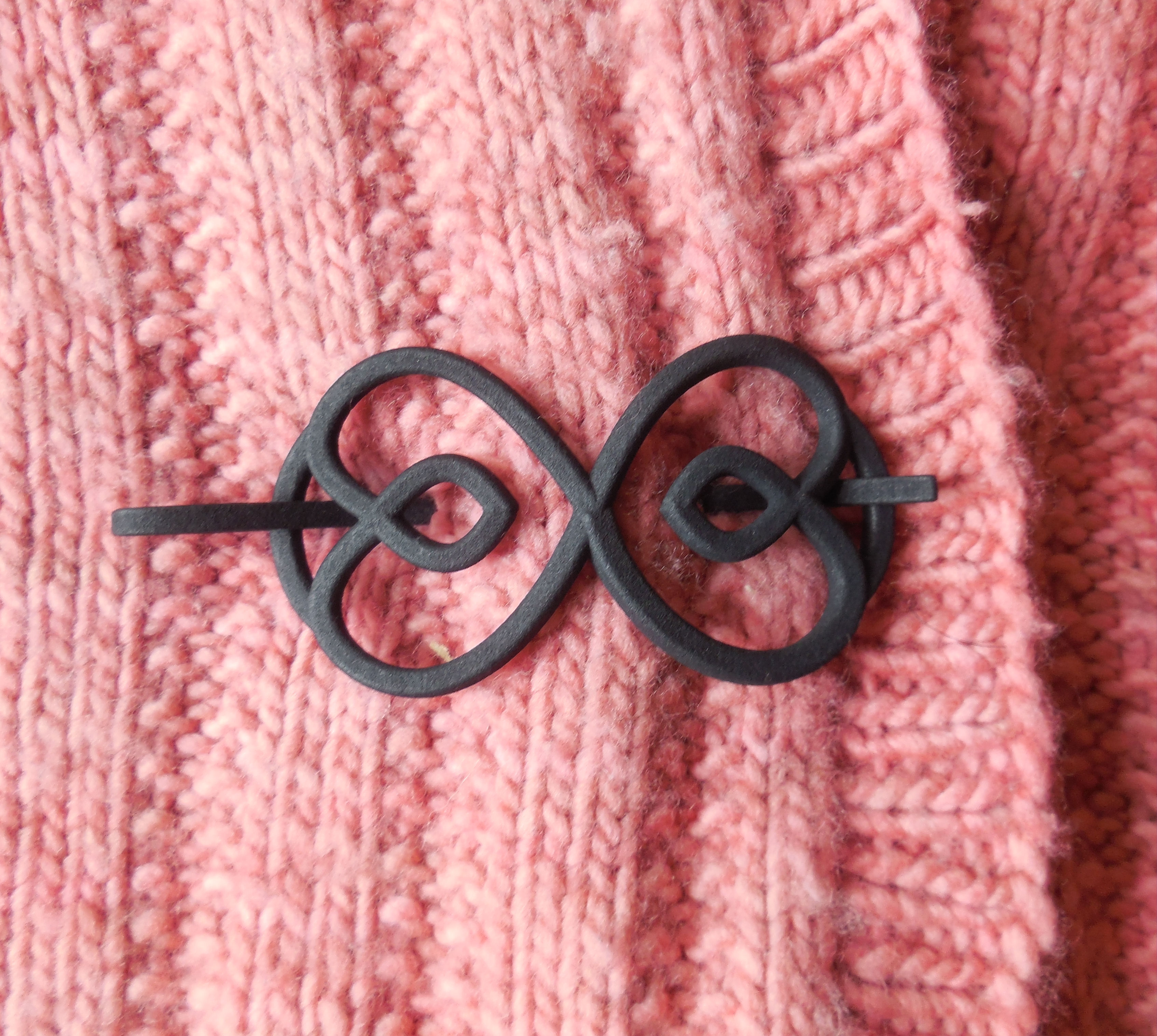 Knitting related items