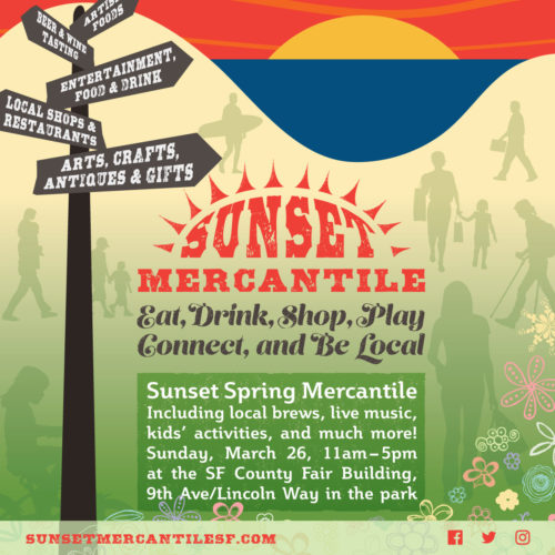 Upcoming Event - Sunset Mercantile